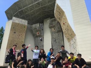 遠征ボルダリング in 富山