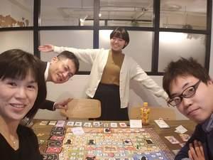 《残席数1席》第3回学べるボードゲームイベント!