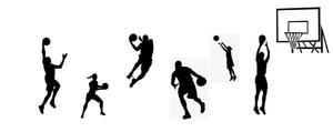 平日(木)にバスケしようよ
