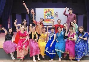 <神戸三宮>ボリウッドダンス体験レッスン【初心者歓迎】5月平日レッスン