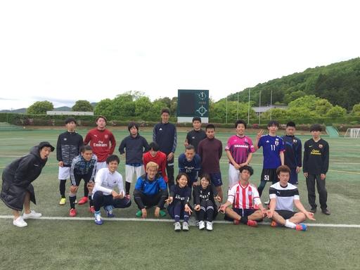 soccer@京都市宝が池公園運動施...