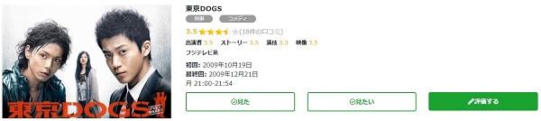 無料動画 東京dogs