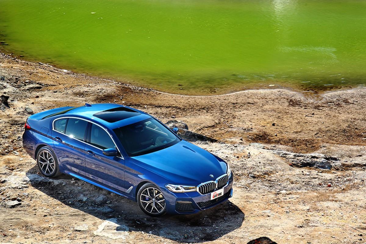 五哥全部都交給你了,BMW 530i M Sport試駕
