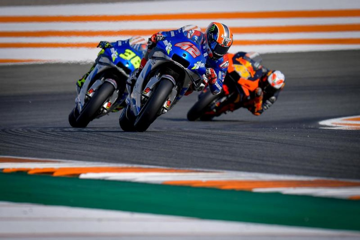 【MotoGP戰報:歐洲站】Mir離年度冠軍更近一步竟是Yamaha促成的!