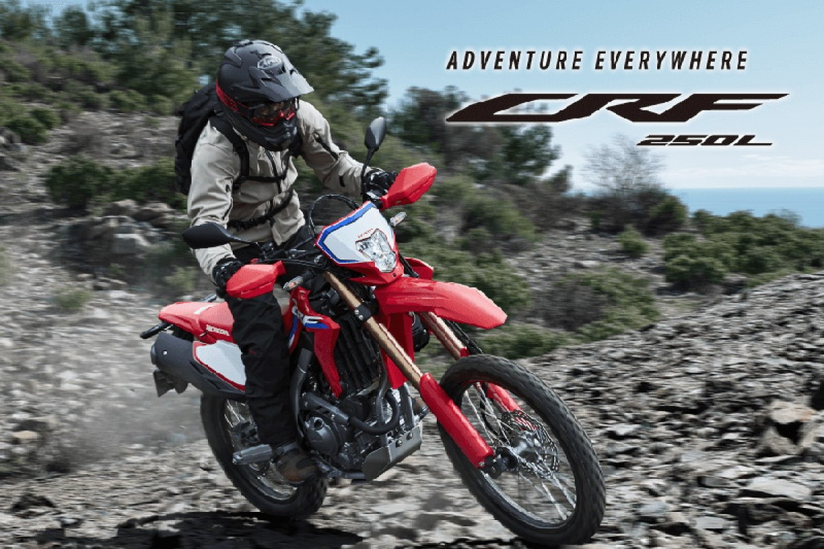 Honda Motorcycle 2021 CRF300L/CRF300 RALLY導入確定