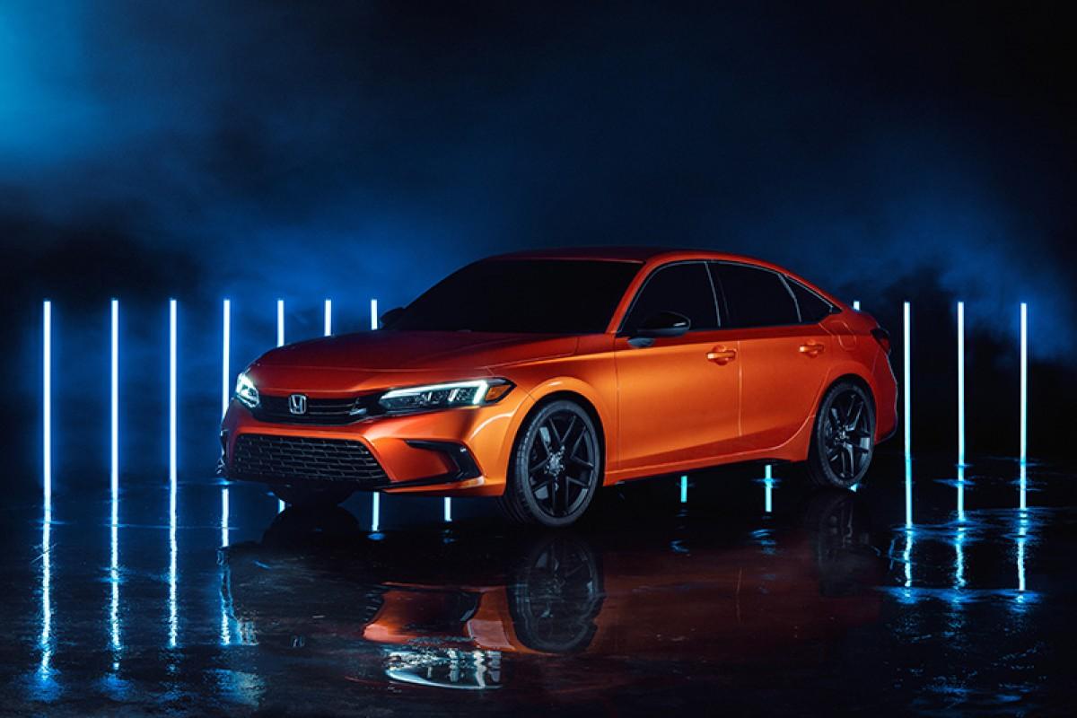 本田迷真心期待之Honda第11代Civic原型車首亮相!
