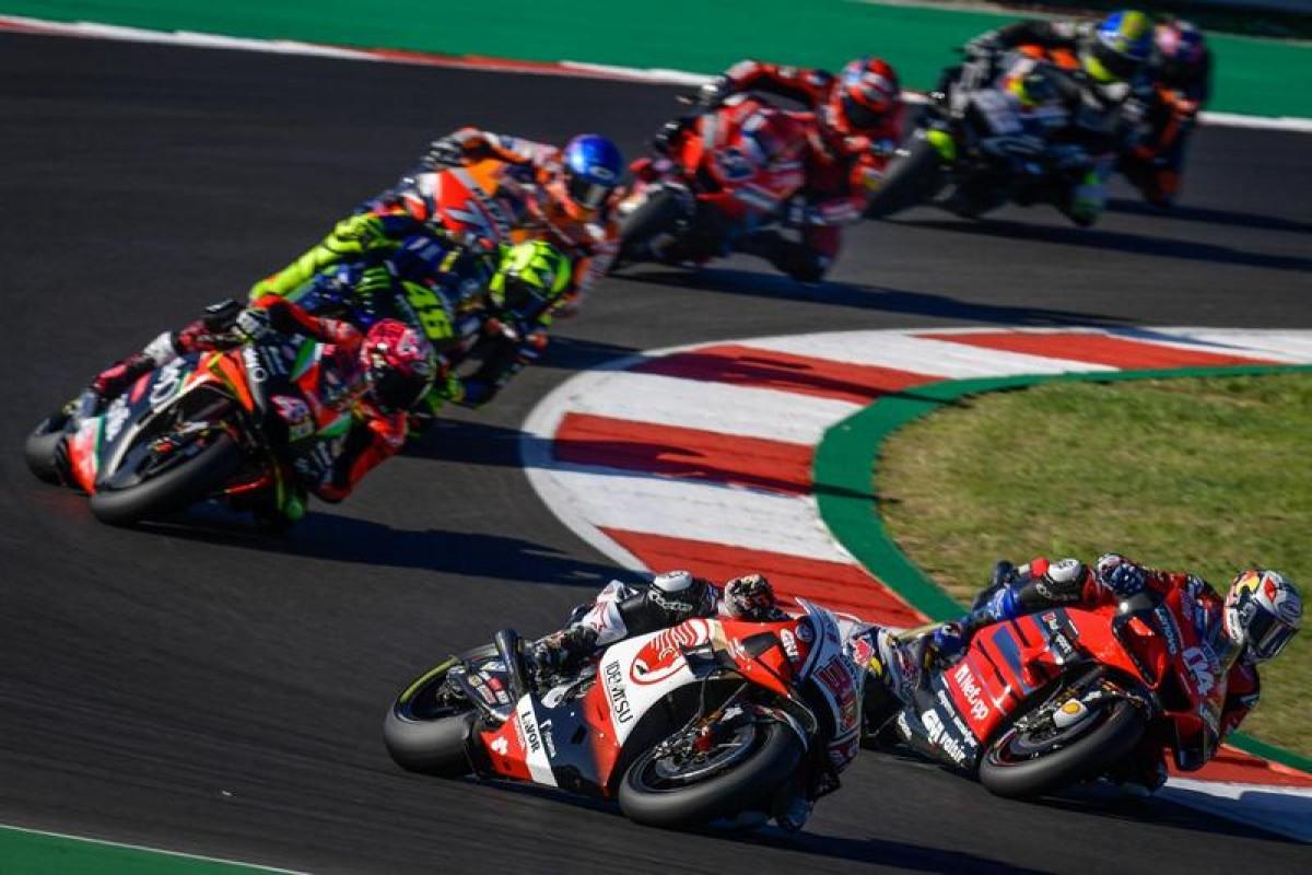 【MotoGP戰報:葡萄牙站】Morbidelli早早就確定摘亞軍,Rins替Suzuki再奪一座季軍