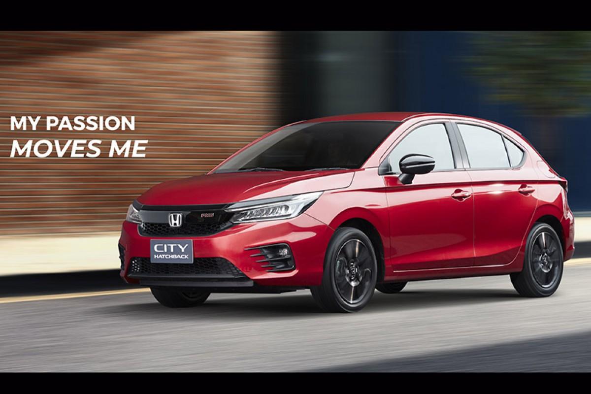 接替Jazz〈Fit〉車系於部分市場戰略地位,Honda City Hatchback於泰國正式上市!