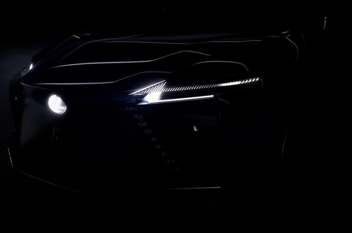 Lexus預告新世代純電休旅外觀設計,並發表駕馭感受更直觀的DIRECT4電動驅動控制系統。