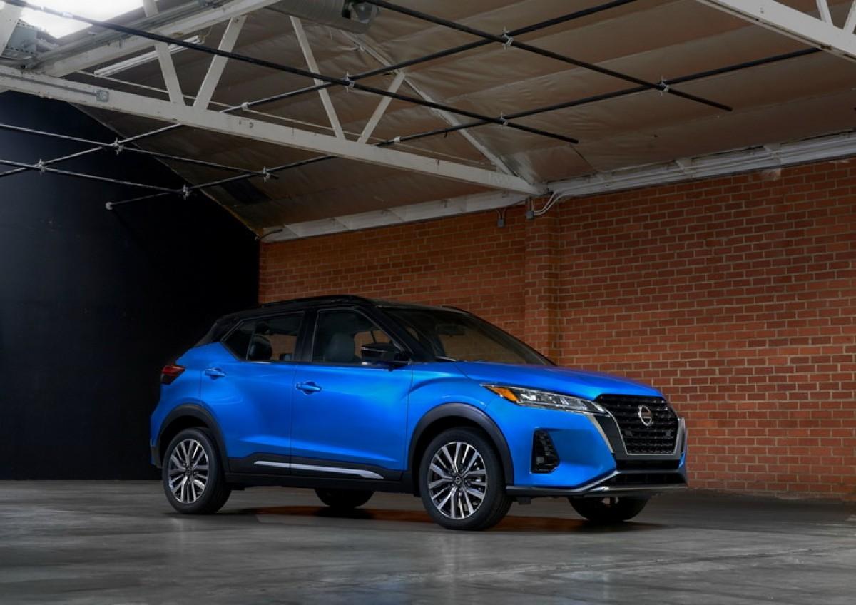 Nissan Kicks小改款繼泰國發表後輪到北美市場嘗鮮