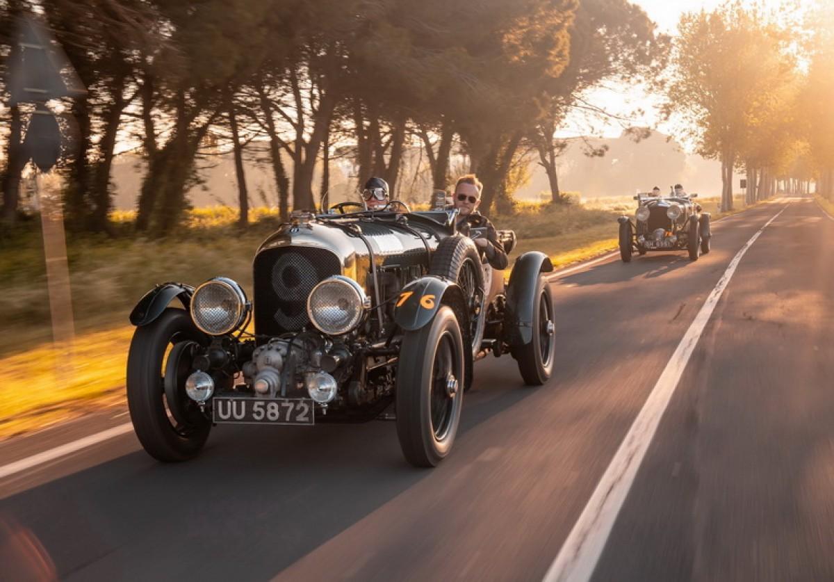 復刻經典賽車計畫始動,Bentley Blower結束測試邁入量產階段
