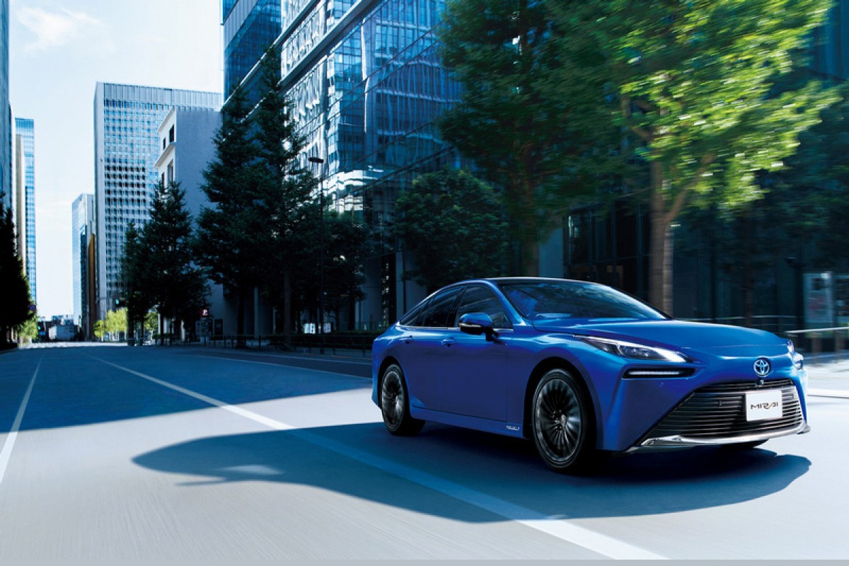 擁有850公里續航力,Toyota新世代Mirai發表亮相