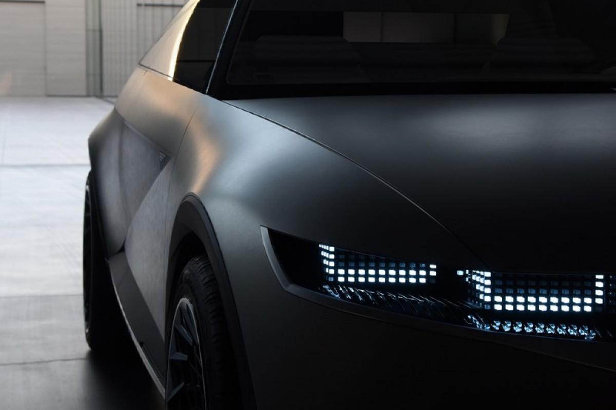 Hyundai釋出影片預告Ioniq 5於2021年初登場