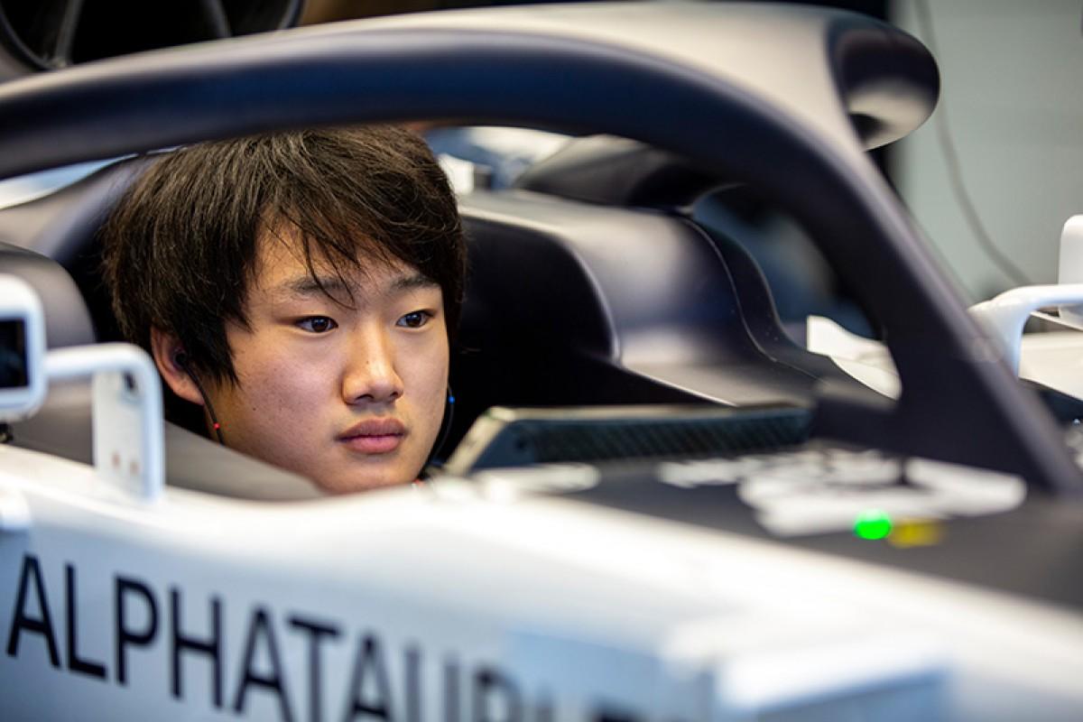 睽違7年,日本車手再戰F1!角田裕毅正式加入Red Bull小牛車隊Scuderia AlphaTauri!