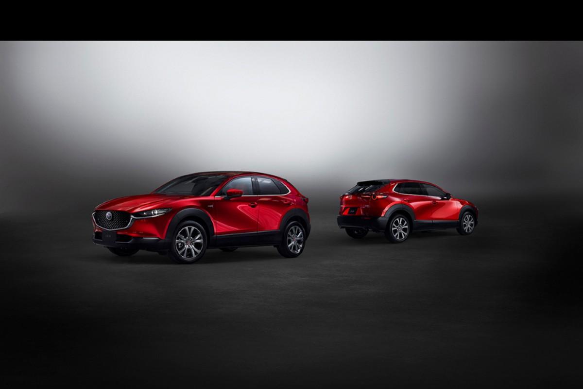 別羨慕Mazda 3,日本新年式Mazda CX-30 Skyactiv-X動力也提升,也有全速域CTS車道維持輔助