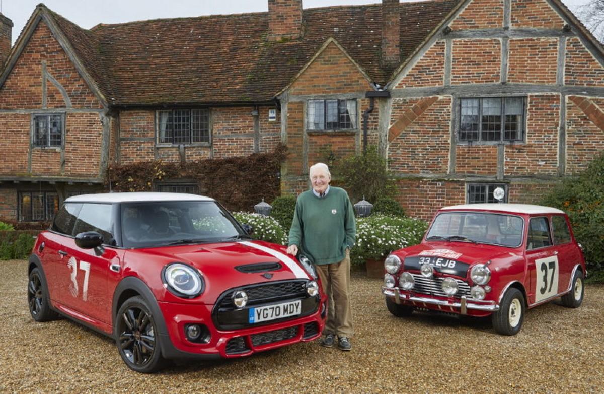 慶祝半世紀前拉力賽冠軍榮耀,Mini推出Paddy Hopkirk Edition特仕車
