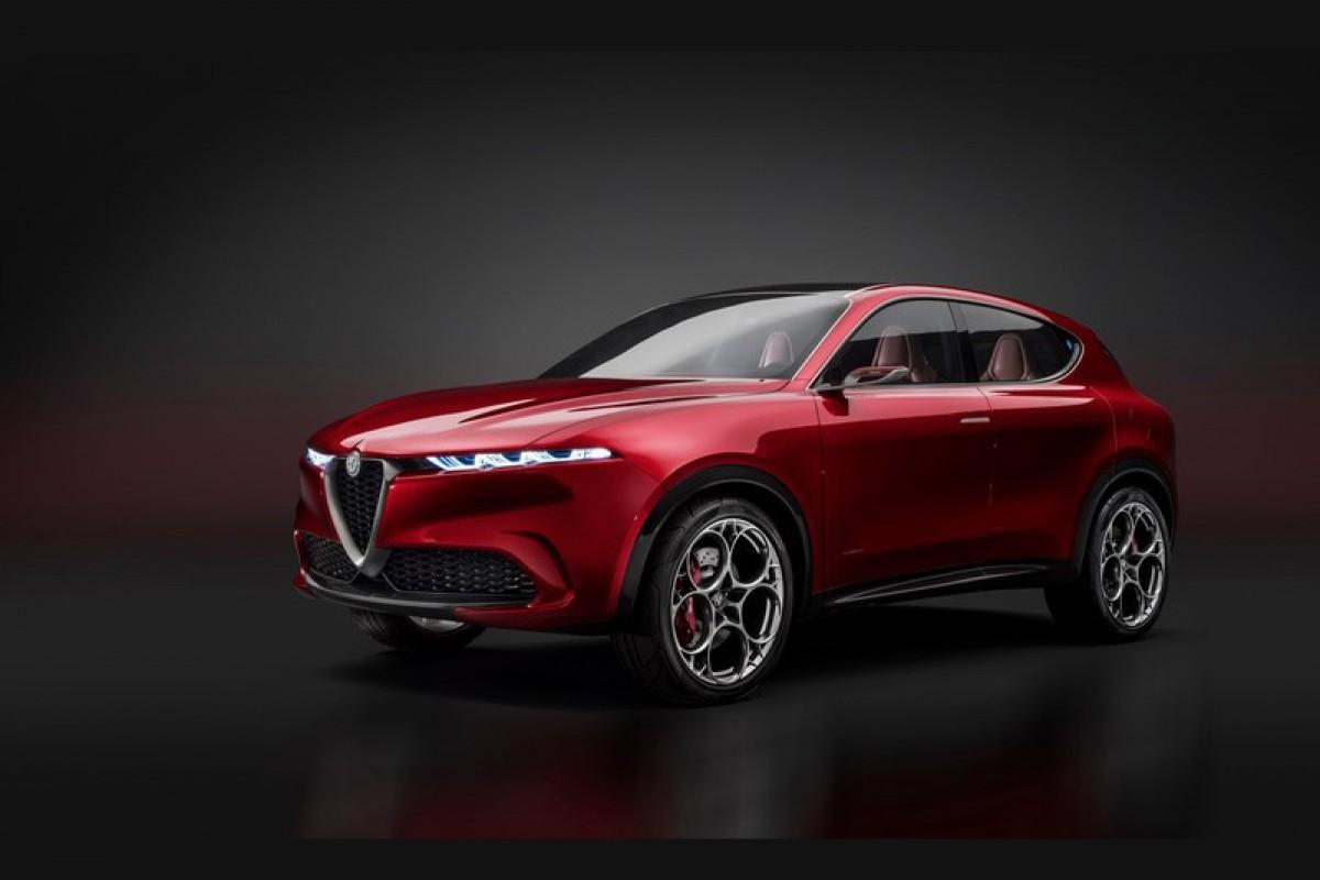Alfa Romeo小型休旅Tonale有望9月現身