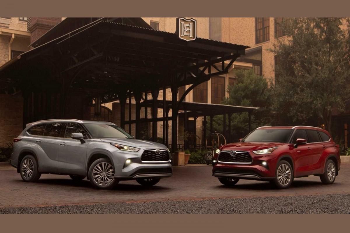 Toyota在北美商標局註冊Grand Highlander新名稱! 意味將有體型更大的多人座休旅推出?