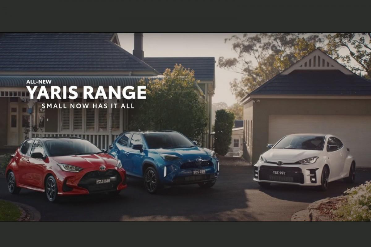 只因這原因Toyota Yaris廣告影片在澳洲被禁播