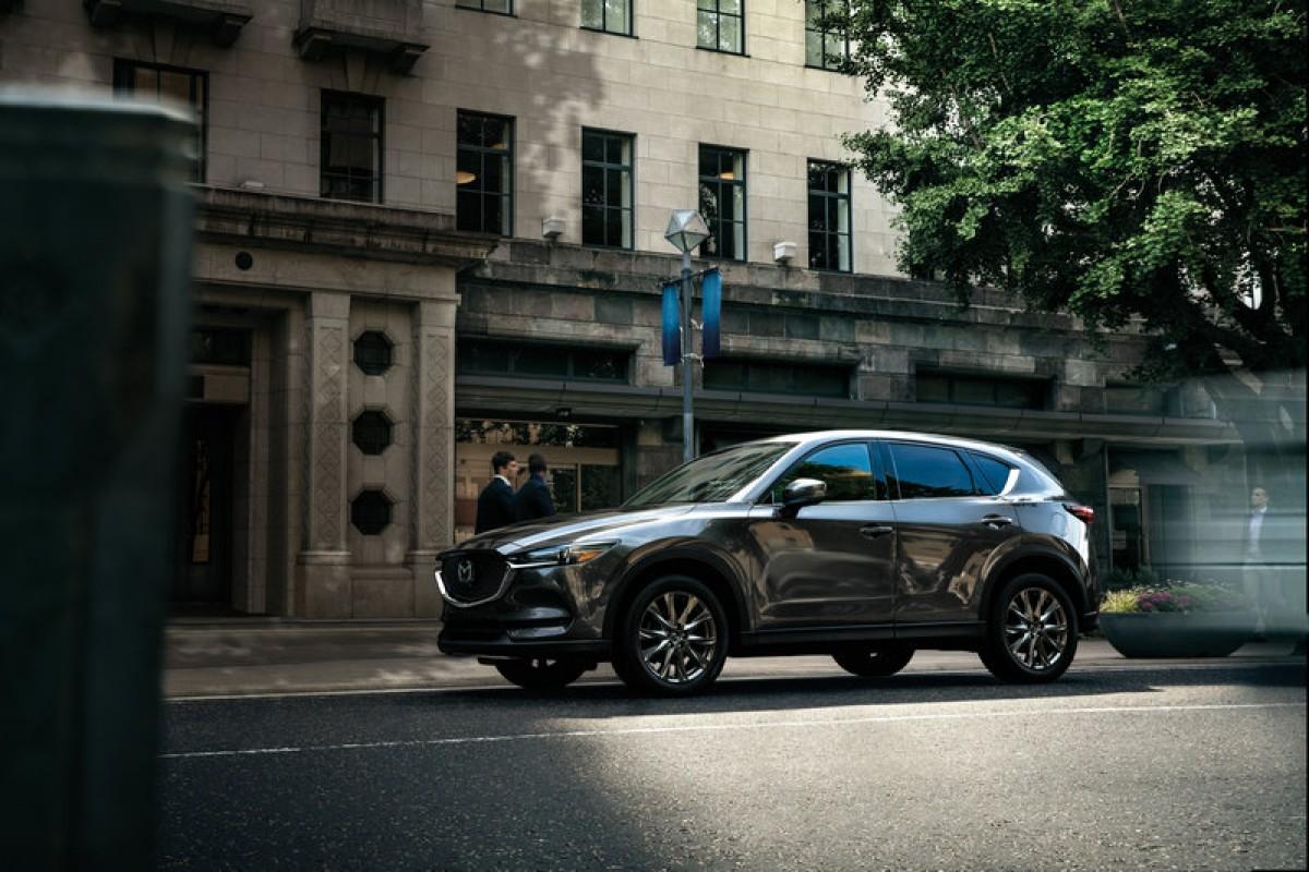 Mazda首款搭載直六後驅會是休旅車,據傳車型可能會是CX-50
