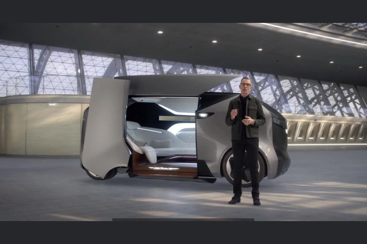 Cadillac在CES消費電子展上大秀創意,自駕車與個人飛行器演繹未來移動模式