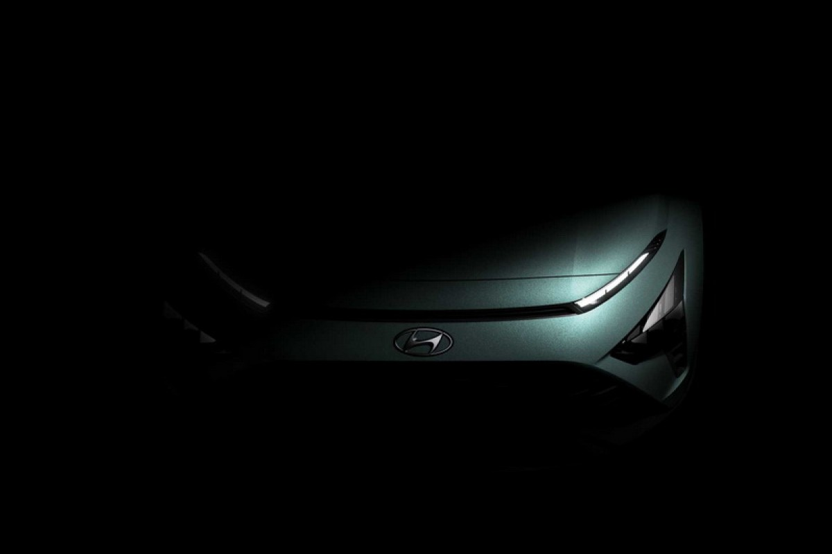 Hyundai再推全新入門休旅Bayon,充滿運動化的頭尾設計引人遐想!