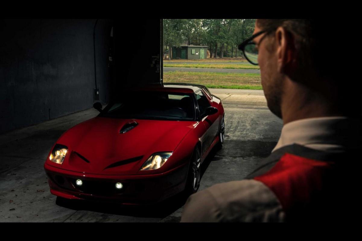 向輝煌歷史致敬,Ferrari Breadvan Hommage獨一無二的改裝鉅作