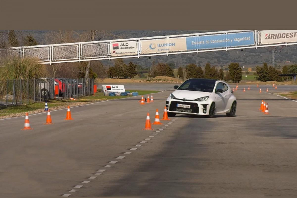 Toyota GR Yaris性能猛、操控強,那麋鹿測試表現又如何?