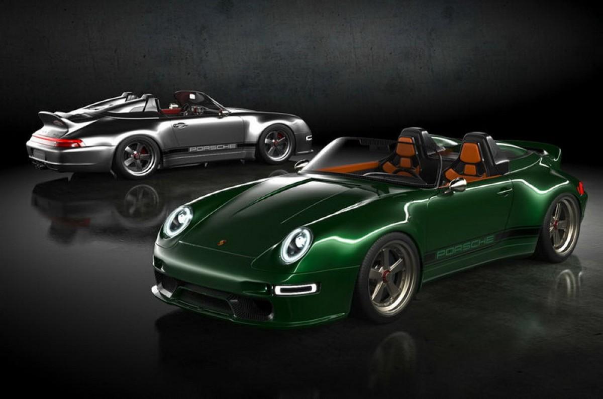 Gunther Werks打造的Porsche 993 Speedster完美詮釋復古與現代的融合