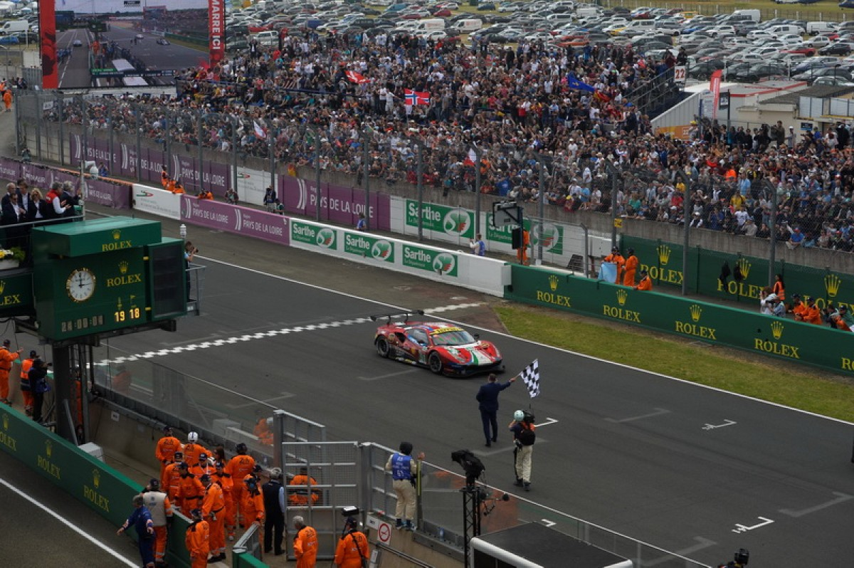 Ferrari法拉利宣佈加入Le Mans Hypercar利曼賽事全新最高級別