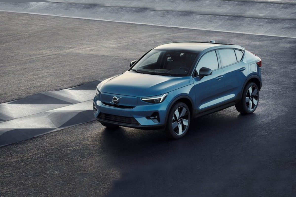 Volvo先前說的3月新車就是C40 Recharge電動跑旅