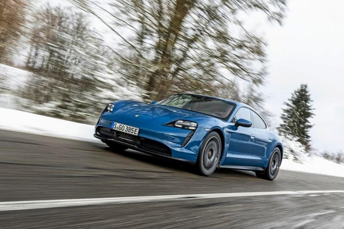 Porsche Taycan不只有四門與Cross Turismo,未來還會有雙門跟敞篷車型
