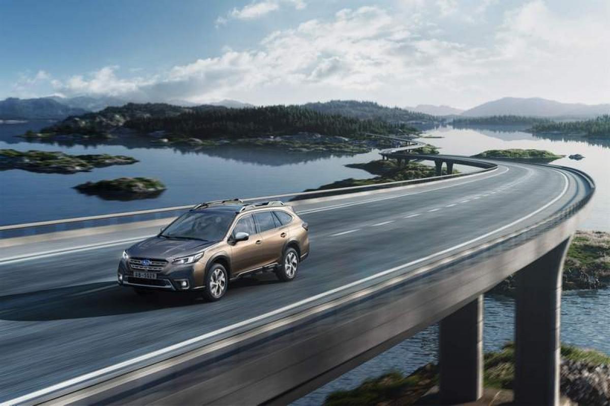 車來請準備,Subaru全新Outback即將於4/16正式上市