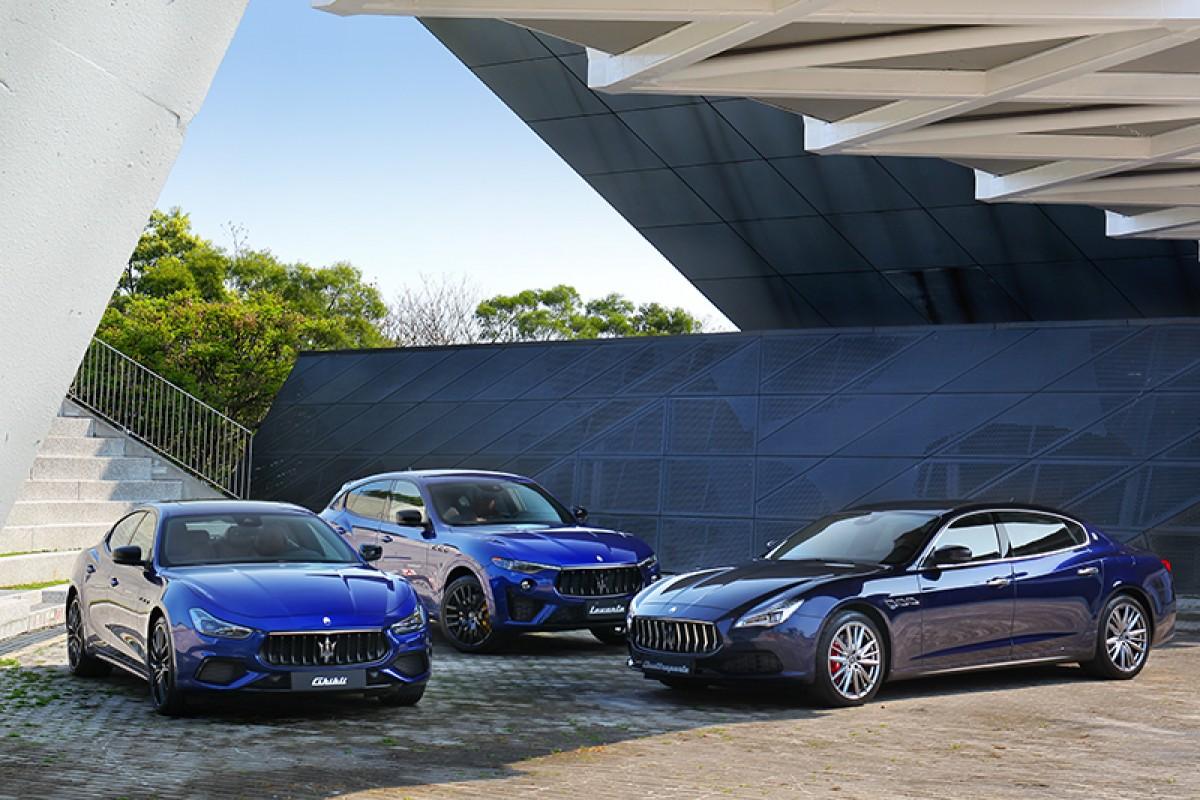 【試駕】Maserati軍團來襲! 油電、性能、新年式全員到齊!