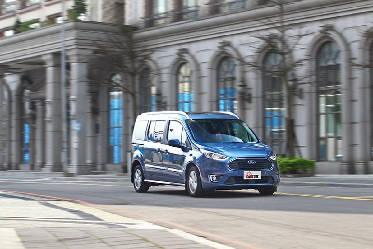 正七人,樂生活 — 體驗全新全能福特旅玩家 Ford Tourneo Connect!