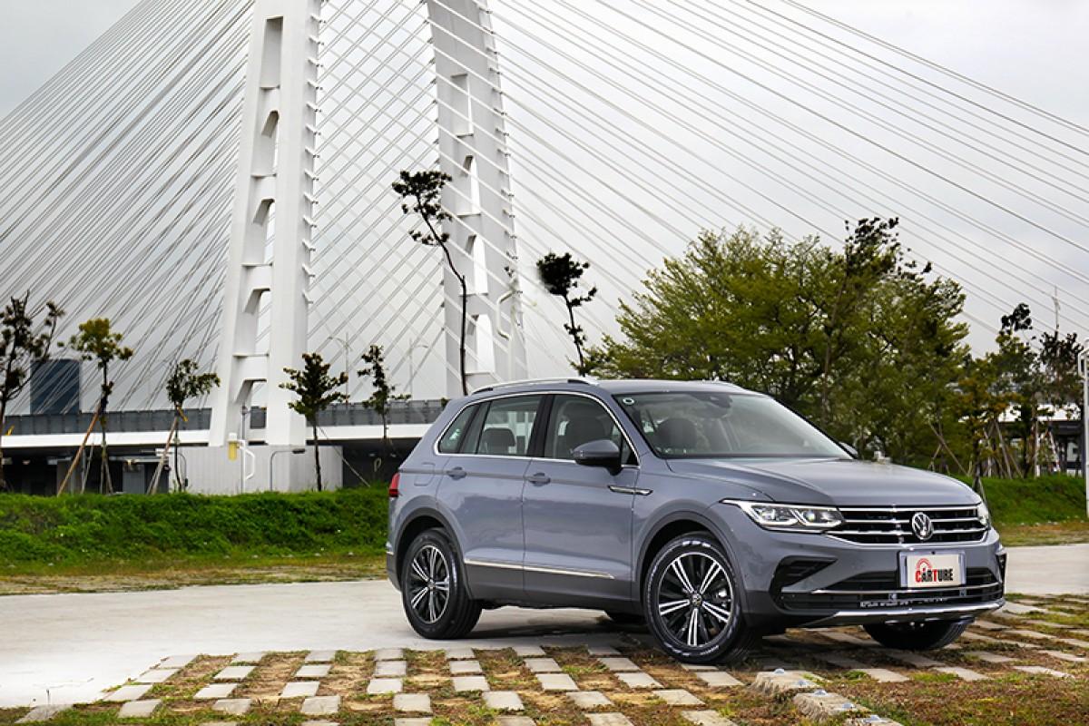 【試駕】Volkswagen超佛心,小改Tiguan 280 Elegance免費幫你改外觀 配備 引擎升級
