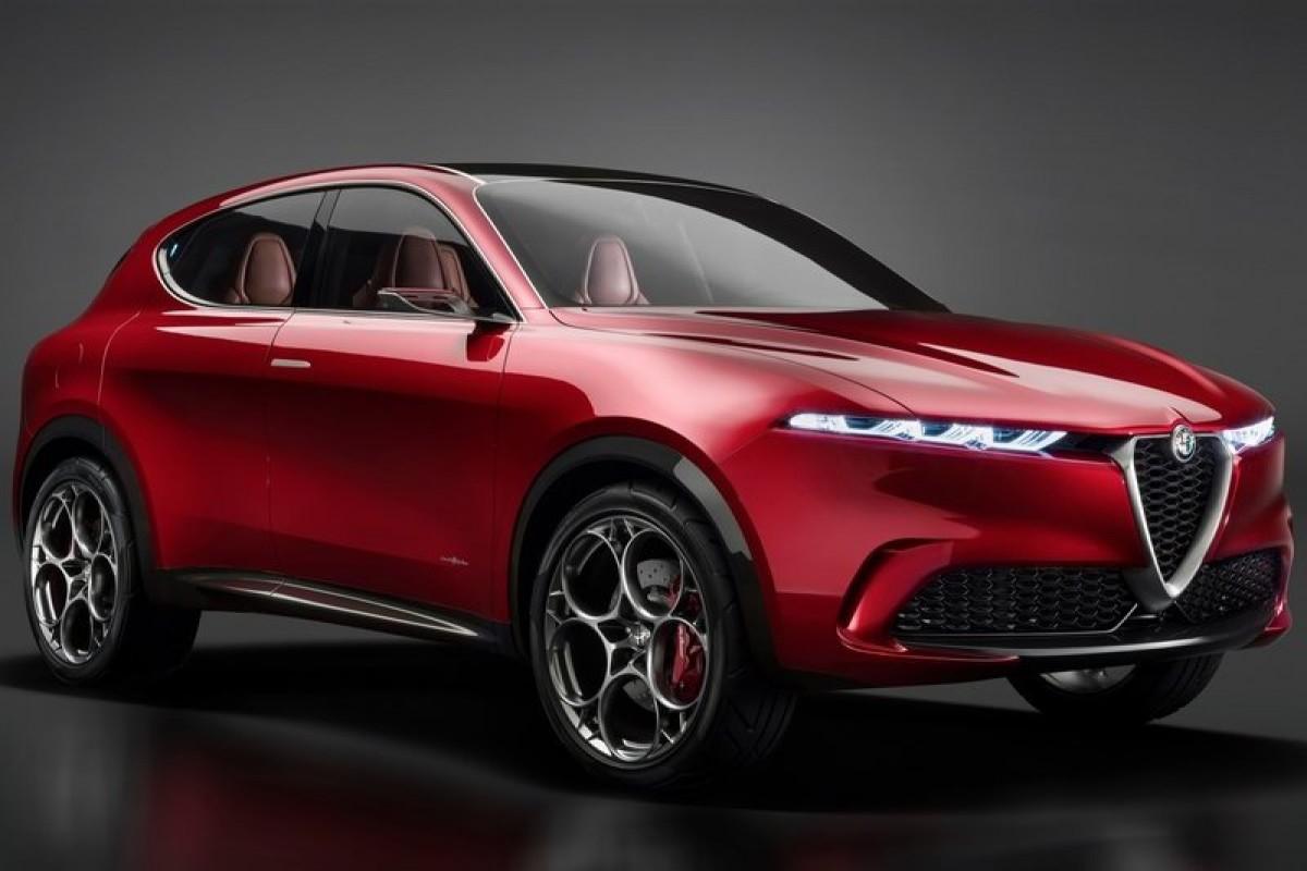 Alfa Romeo Tonale亮相要食言了,為求有更好表現將延到2022年登場