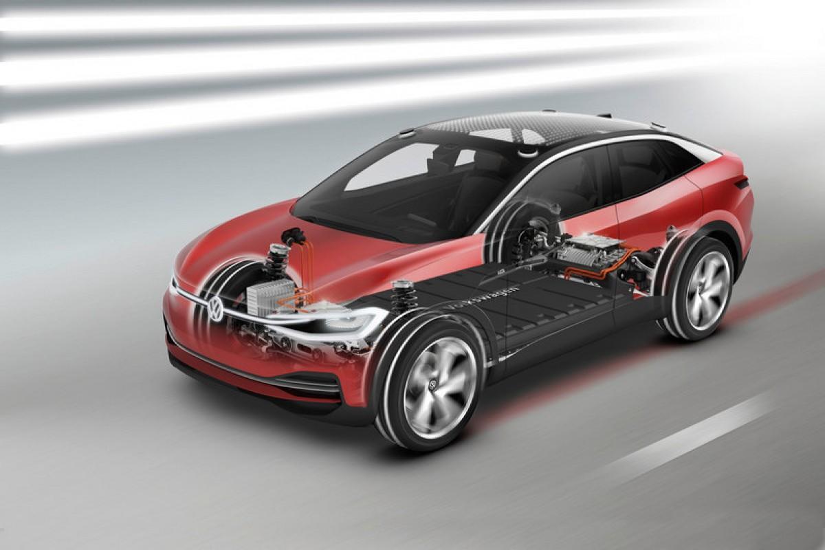 Ford MEB版電動車現蹤,預計2023年登場