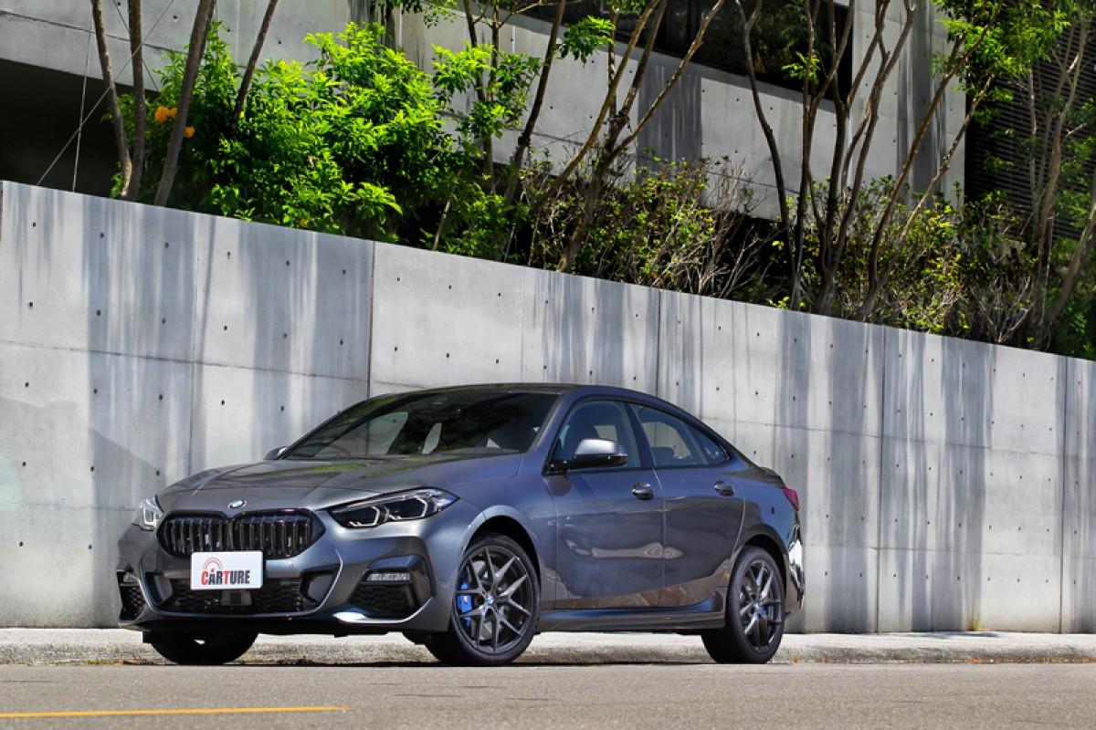 靚與勁的總和,BMW 220i Edition M試駕