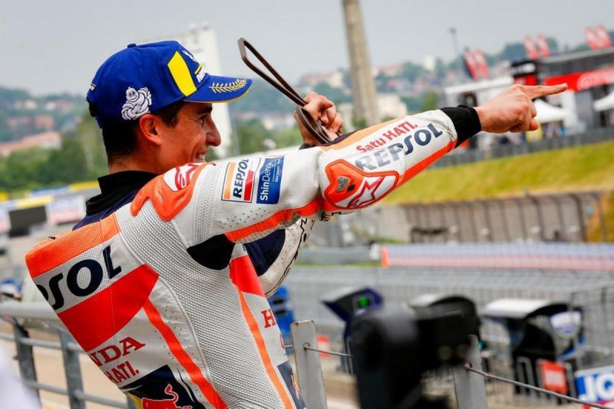 【MotoGP戰報:德國站】辣個男人回來了!Marquez德國站11連勝,重返冠軍守住德國王頭銜