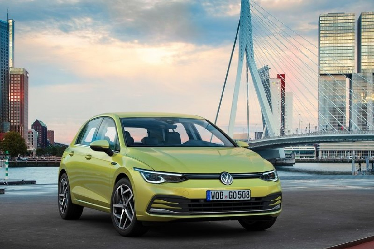 Volkswagen八代Golf 7/1上市,配備規格先預覽