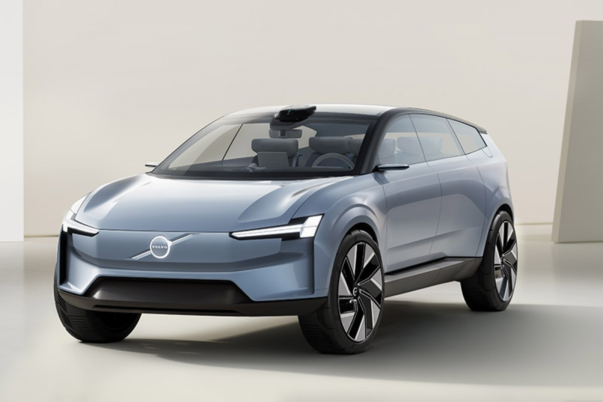 Volvo新世代車型會有全新車名,英文+數字命名將成過去式