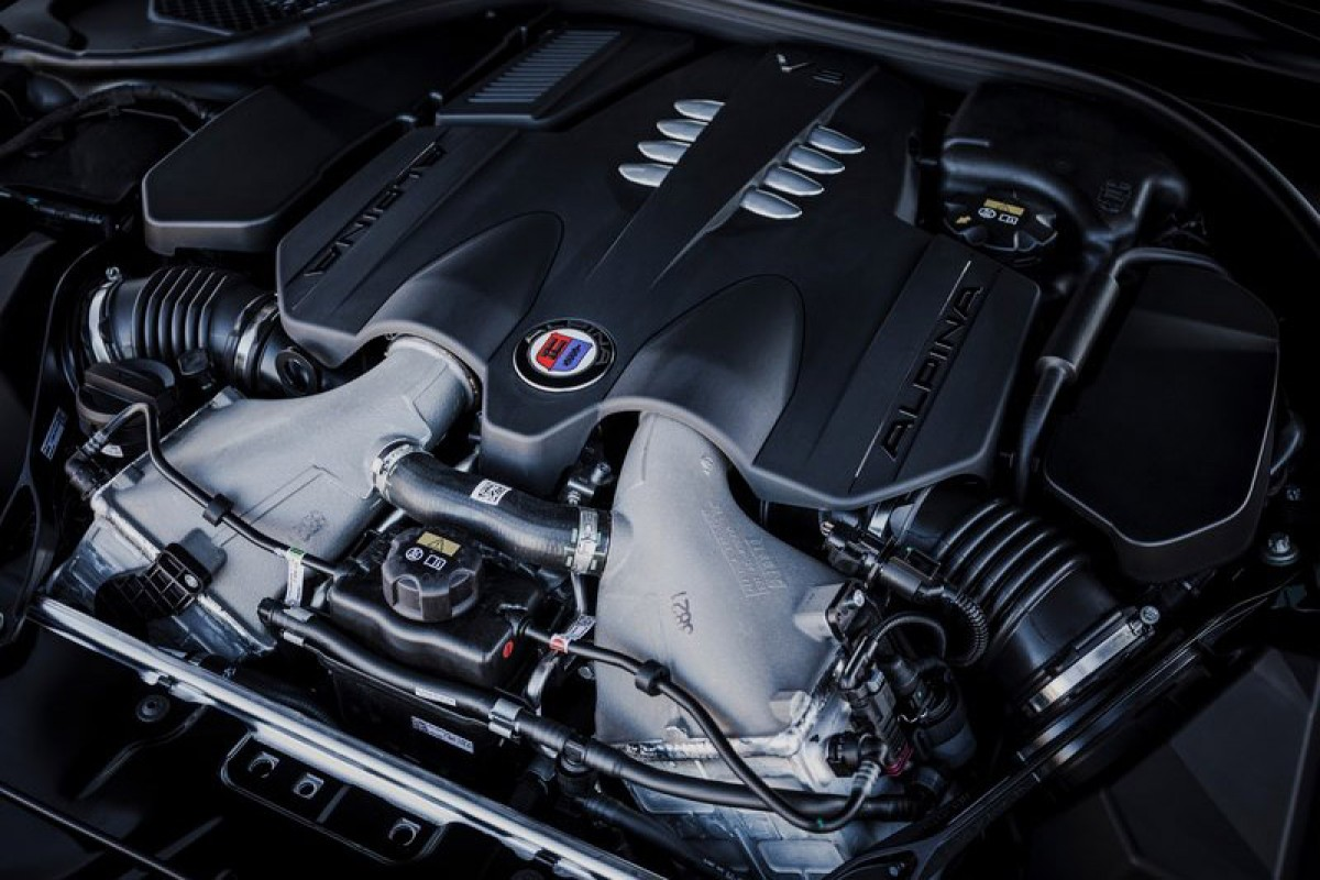 不受電動化趨勢影響,Alpina短期內仍將專注於燃油動力系統!