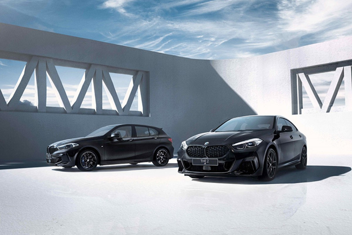 258萬起,全新BMW M135i / M235i Black Storm Edition黑暗裡耀眼登場