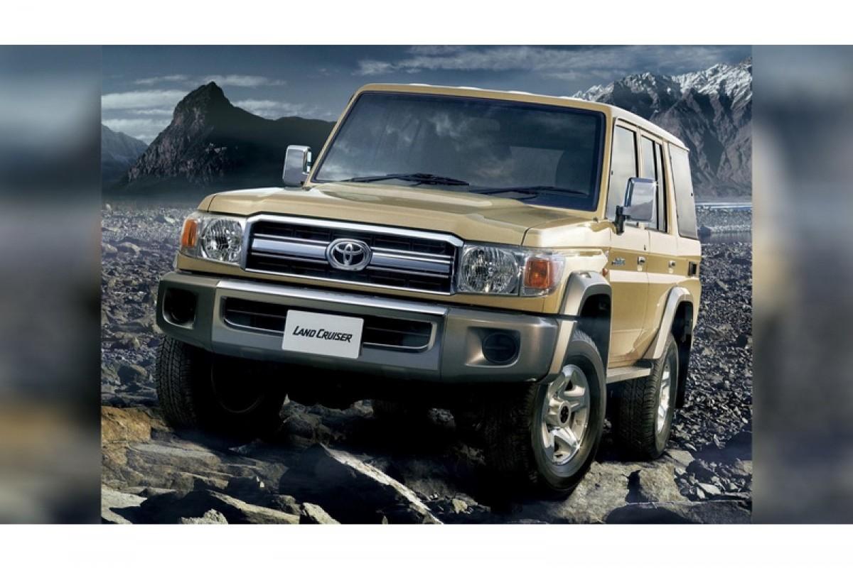 老車不死只欠改造! Toyota在澳洲推出Land Cruiser 70周年紀念版