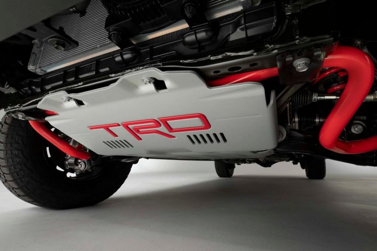 Toyota Tundra繼續吊胃口,近日釋出懸吊彈簧圖片