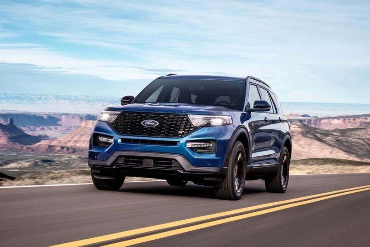 誰說大休旅只能四輪驅動,Ford Explorer ST就給你後驅,另外加碼推出Explorer ST-Line車型
