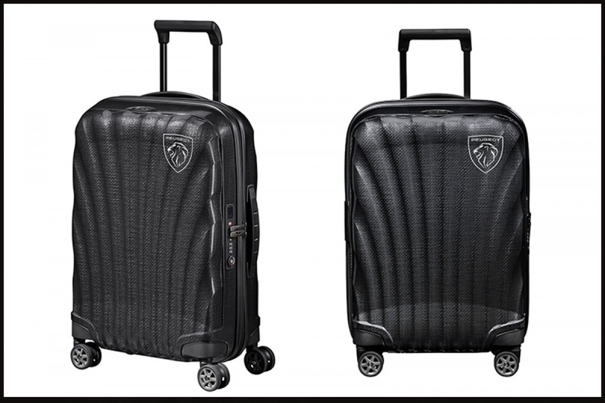 法美聯姻,Peugeot與Samsonite聯手推出品牌登機箱
