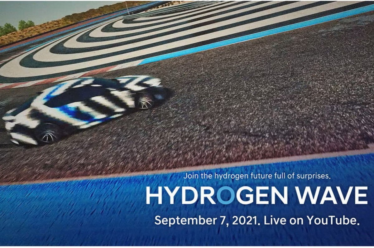 Hyundai氫能源電動跑車將於下個月的線上活動中現身!