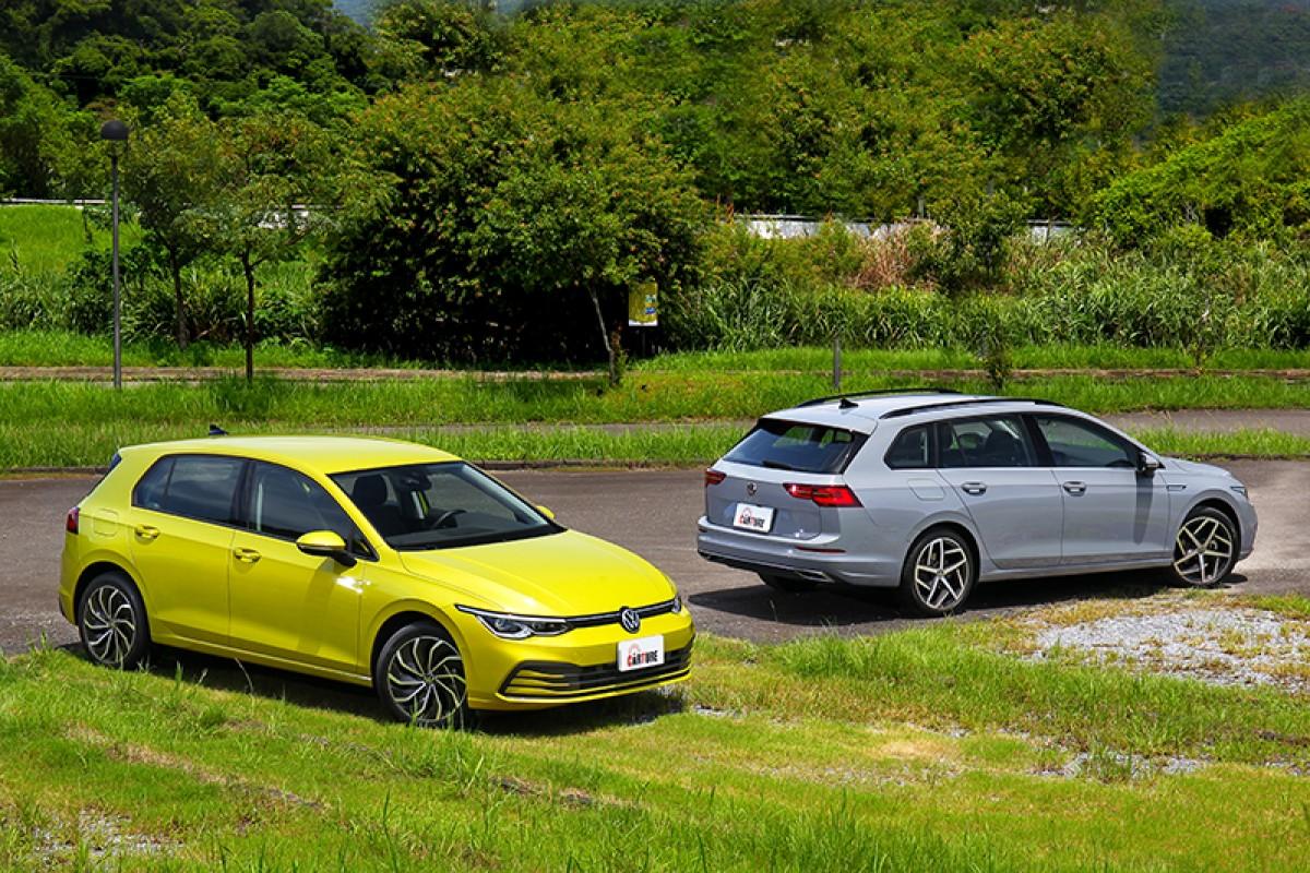 【試駕】預算或空間,Volkswagen Golf 230 eTSI智能特仕版 & Golf Variant 280 eTSI Style都能滿足你